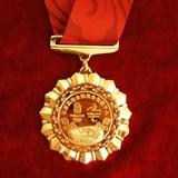 奥运志愿者表彰奖章